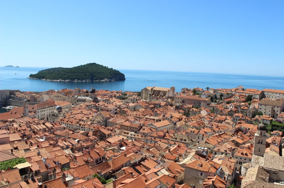 Dubrovnik triathlon
