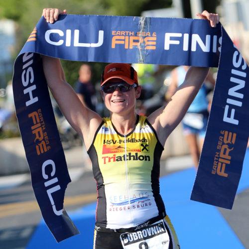 Triathlon Dubrovnik finish Feldbach 2018