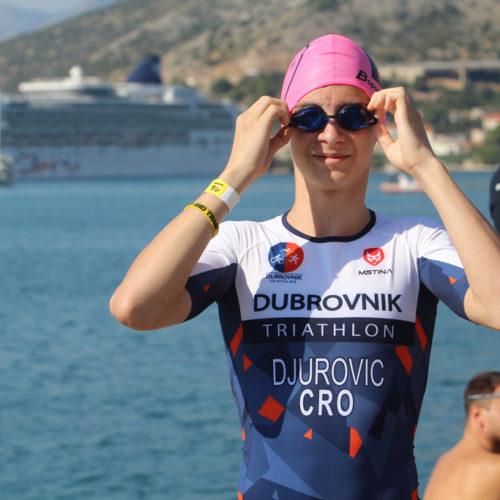 Triathlon Dubrovnik port Gruz Djurovic 2018