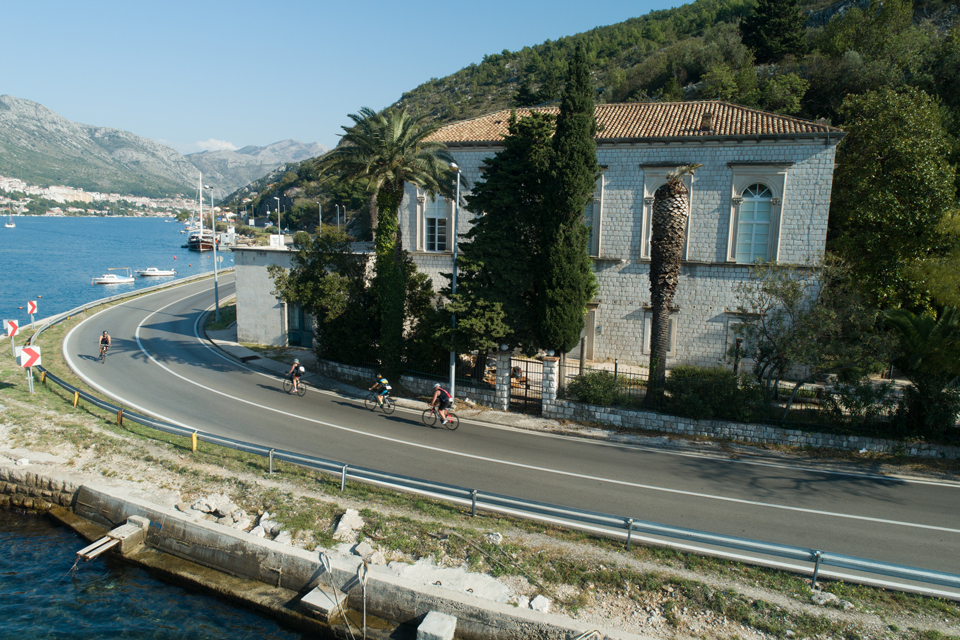 SPRINT Distance Triathlon 20 km Bike in Dubrovnik, Croatia, Europe