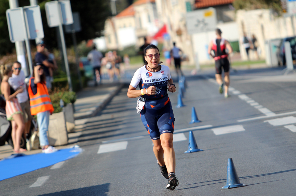 Supersprint Run Distance Triathlon Dubrovnik Croatia